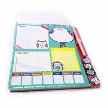 Купить онлайн 1 шт. карман Тетрадь 4 магнита небольшой чистый милые Портативный Примечания Бумага шариковая школьные принадлежности книга канцелярские WH17