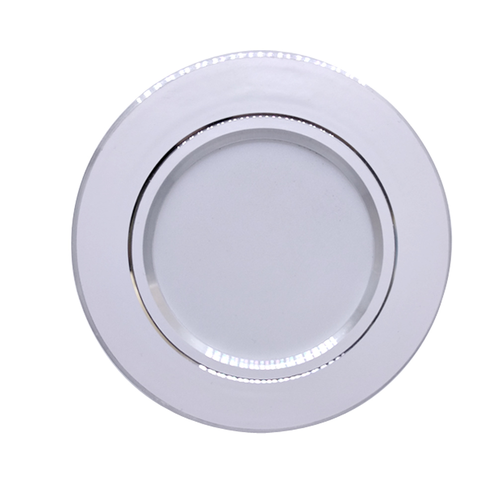 LED Downlight AC85 260V Ceiling recessed round ceilinglight Foyer bedroom dining room kitchen lighting lamp in Downlights from Lights Lighting
