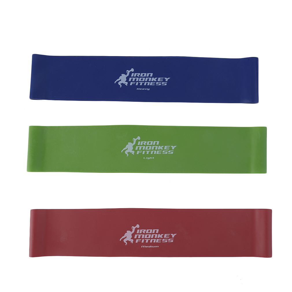 Practical Fitness Wellness: Practical Tension Resistance Band Exercise Loop Crossfit