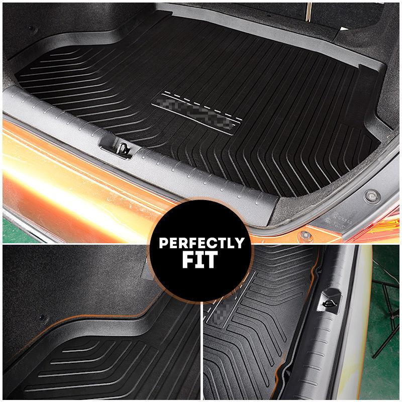 Rakord me bagazh të përshtatur për automjete për HONDA FIT - Aksesorë të brendshëm të makinave - Foto 4