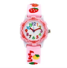 High quality Fashion Casual strawberry Brand Quartz Wrist font b Watch b font font b Children