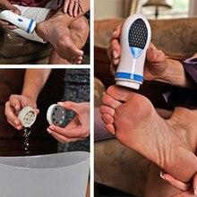 Электрический шлифовальный нож для педикюра, удаляет мертвую кожу ног напильник удаление наростов бритвы сменный ролик головка средство по уходу за ногами