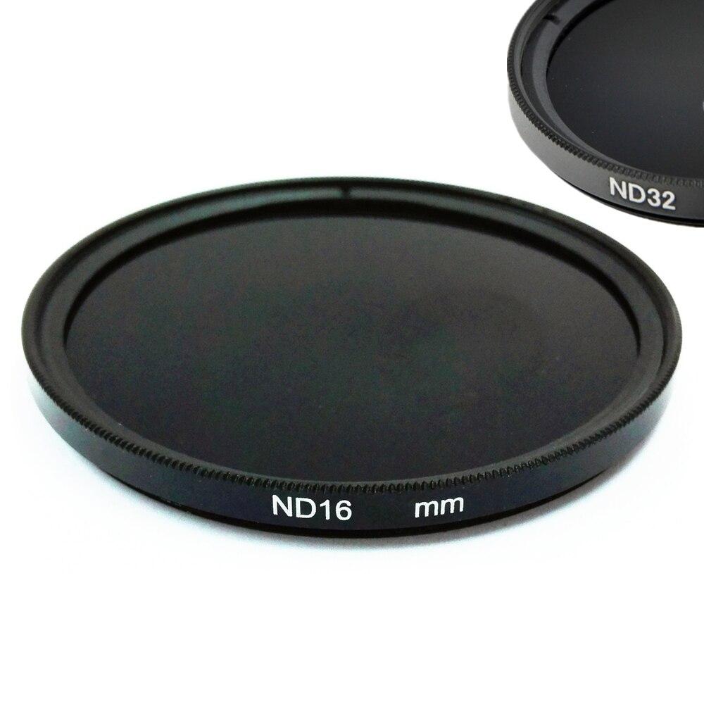 ND16 ND32 ND 16 32 Neutral Density Lens Filter For Camera Lenses 37 40.5 46 49 52 55 58 62 67 72 77 82 Mm 52mm 58mm 67mm 77mm
