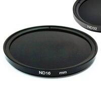 ND16 ND32 ND 16 32 Фильтр нейтральной плотности для объектива для Объективы для фотокамер 37 40,5 46 49 52 55 58 62 67 72 77 82 мм 52 мм 58 мм 67 мм 77 мм