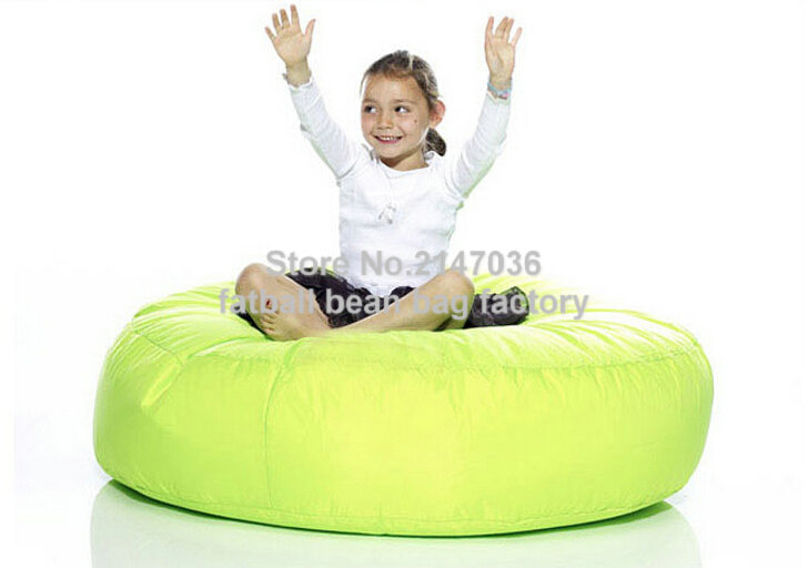 все цены на Green bean bag chair - outdoor beanbag recliner, living room home furniture sofa seat онлайн