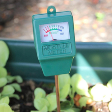 Portable Indoor Outdoor Single Probe Plant Soil Moisture Tester Detect Humidity Meter with Dial Display for Garden #5 vt 05 pointer display multifunctional humidity tester moisture ph meter 3 8ph for soil applies to arable land