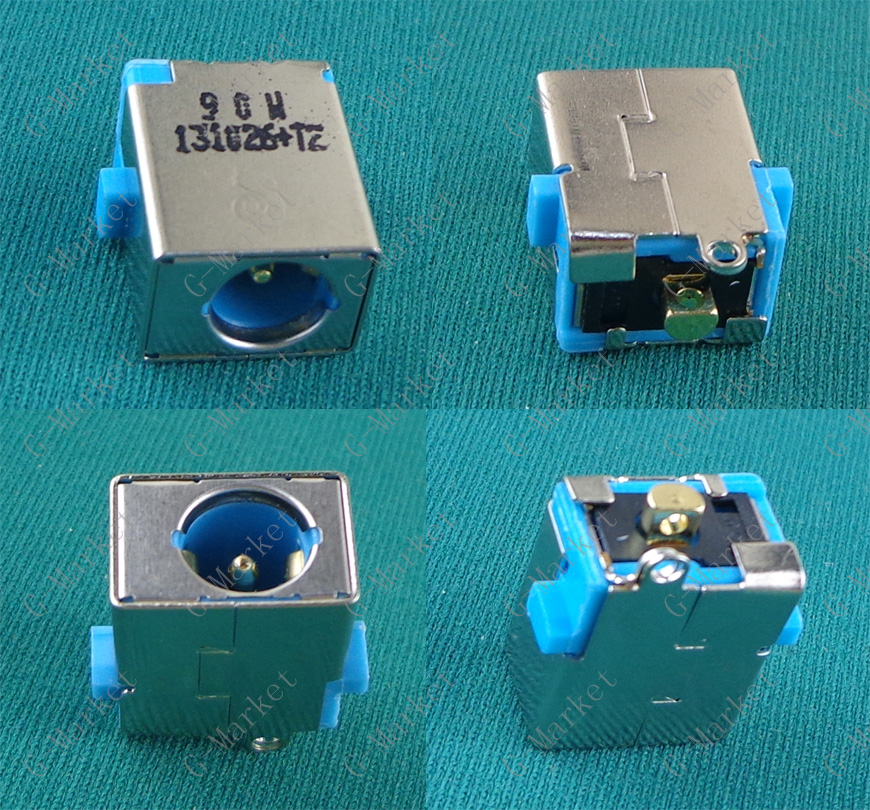 NEW DC Power Jack Connector For Acer 5251 5551 5551G 5741 Gateway NV50A NV51B NV53A NV55C DC Jack Without Cable Blue