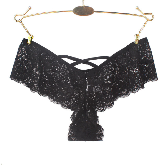 Newest Sexy Lace Thongs Solid Color Panties Low-Rise Ladies Underwear Trendy Women Undies g string S M L XL XXL 3XL 4XL