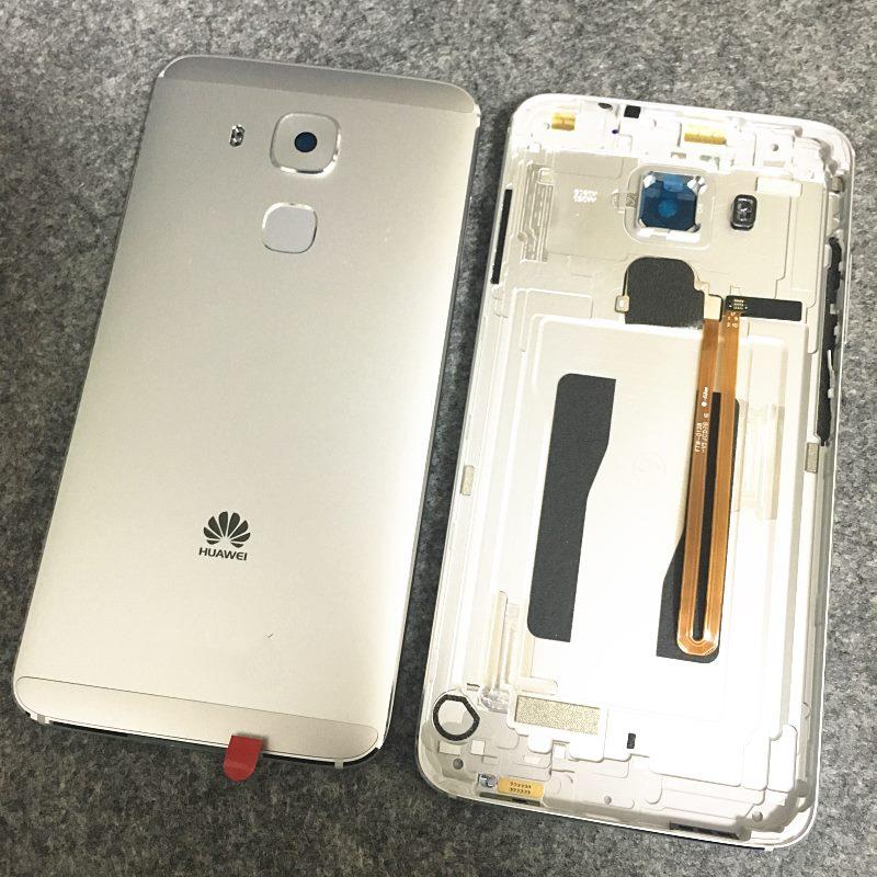 Original Rear Back Battery Door Case Metal Housing Cover For Huawei Nova Plus / G9 Plus MLA-L01 L02 L03 MLA-L11 L12 L13