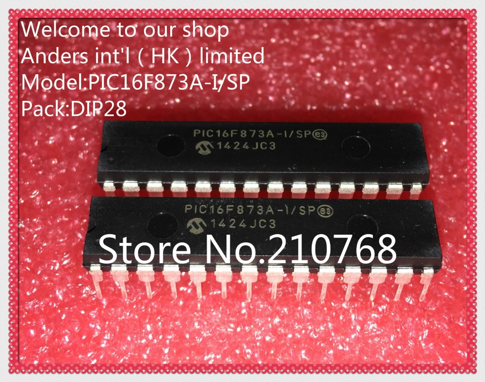 PIC16F870-I//SP Original New Microchip Integrated Circuit