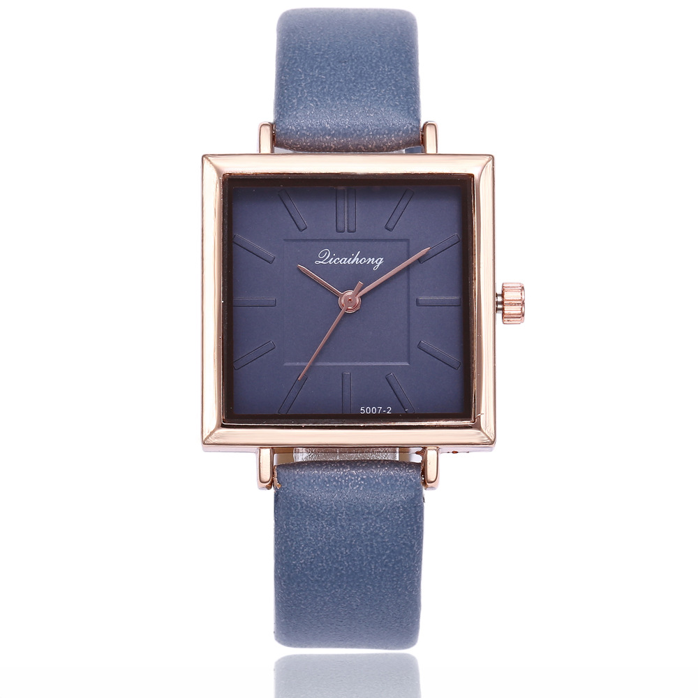 NanBo Nya Kvadratiska Klockor Lady Dress Kvinnor Klocka Diamond Luxury Brand Armband Armbandsur Kvinnor Crystal Quartz Klockor Present