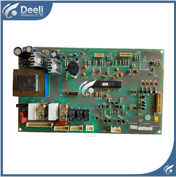 95% new used for refrigerator Computer board BCD-568W HYL190082-B 00606020146 06020089 good working 95% new for refrigerator computer board circuit board bcd 559wyj z zu bcd 539ws nh driver board good working