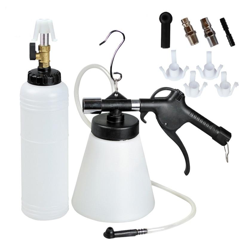 Цена за Пневматический Тормозная жидкость bleeder тормозов инструмент для автомобилей, грузовики, motorcyles Бесплатная доставка + по заводской цене