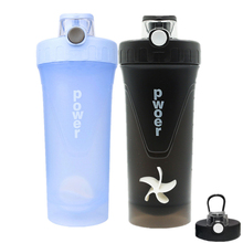 650ML Sports Protein Shaker Blender Milk Mixer Water Bottle BPA Free Fitness Gym My Bicycle Outdoor Coffee