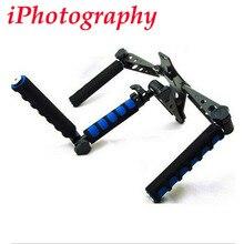 DSLR Rig оригинальный Комплект Кино Плечевой Камкордер Фотостудия Аксессуары для любой Видеокамеры DV Камеры Canon Sony Nikon Panasonic