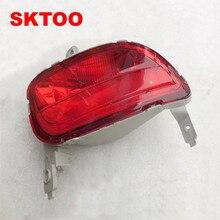 SKTOO Car Tail Red Reflector Warning Decorative Light Rear Bumper Fog Lamp For 2008 Mazda 5 цена 2017