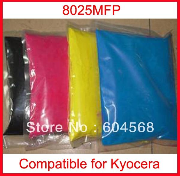 High quality color toner powder compatible kyocera 8025mfp Free Shipping high quality color toner powder compatible kyocera c5350dn free shipping