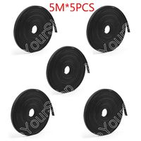Sale 5PCS Lot 5m Timing Belt Open Rubber For 2GT 6mm Pulley 3D Printer CNC Printer