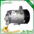 A/C AC компрессор охлаждения системы кондиционирования насос для Fiat Novo Uno Fiorino Palio Mobi 51980391 52050384 CS10099 51786321 52093153