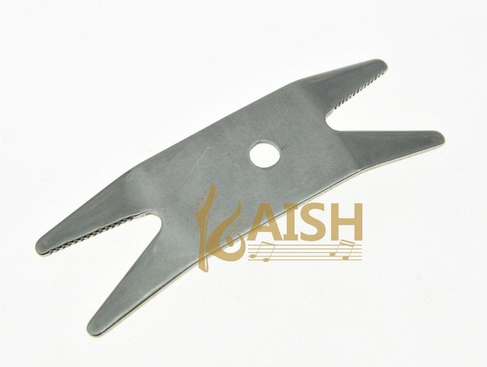 Kaish Guitar Bass Multi-Tool Spanner Wrench Pull Knobs Tighten Jack Tuner Bushings chrome vanadium steel ratchet combination spanner wrench 9mm