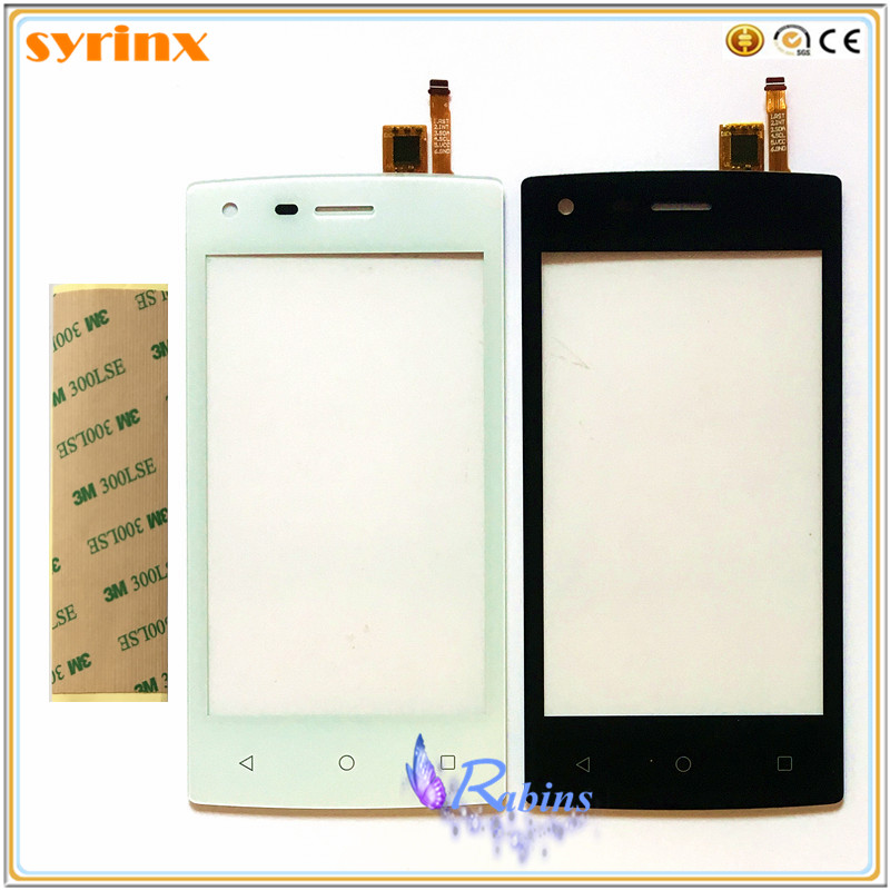 SYRINX Touch Screen Panel For Tele2 Mini V1.1 Versions (V1.1 Versions) Digitizer Touchscreen Front Glass Sensor Screen 3m tapeSYRINX Touch Screen Panel For Tele2 Mini V1.1 Versions (V1.1 Versions) Digitizer Touchscreen Front Glass Sensor Screen 3m tape