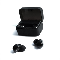 Liboer Mini Twin Stereo Wireless Earphones for Phone with Charging Box Bluetooth Earphone for iPhone 7 Plus with Microphone