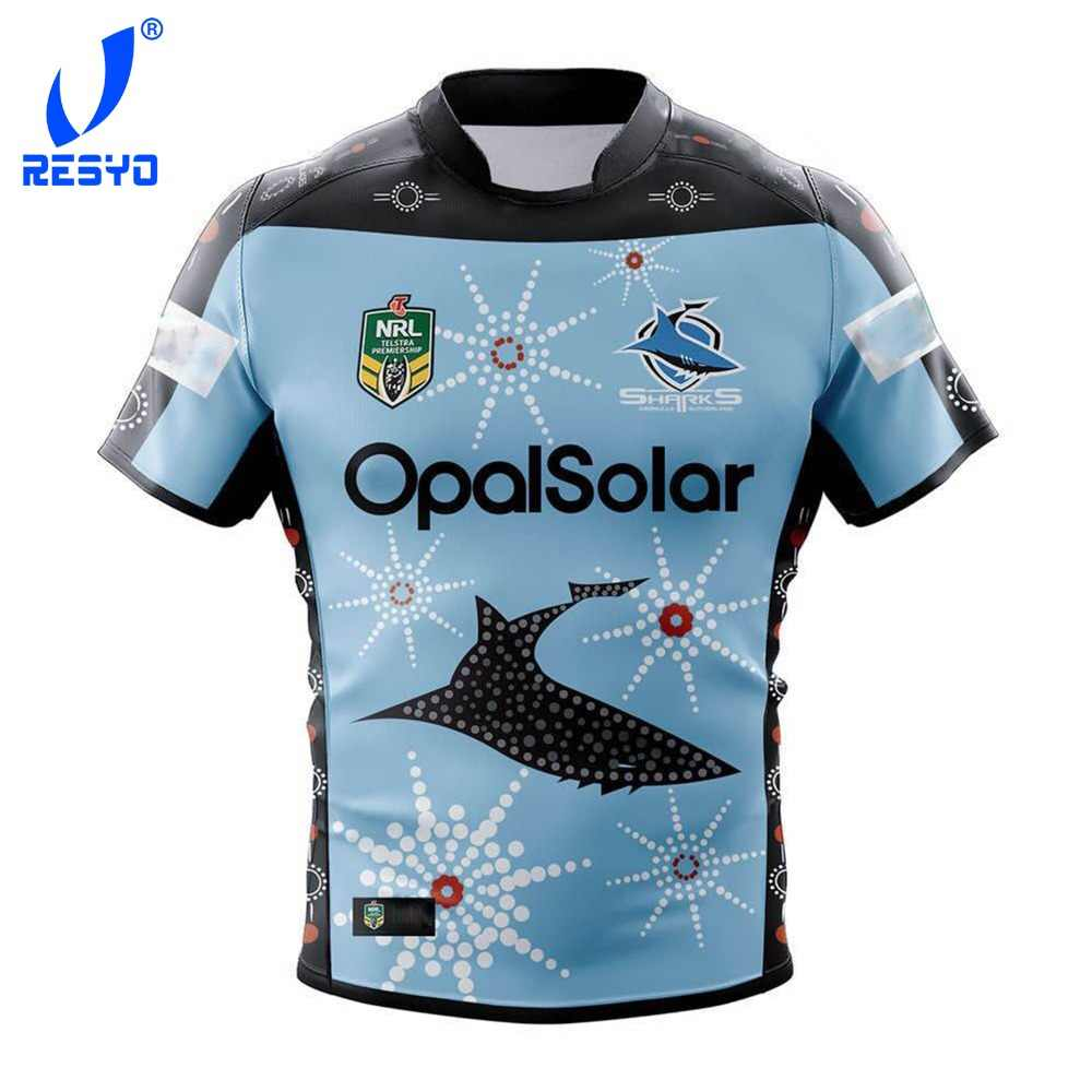 fa7954e81b8 Detail Feedback Questions about RESYO 2018 2019 NRL SHARKS RUGBY JERSEYS  ALL SERIES on Aliexpress.com | alibaba group