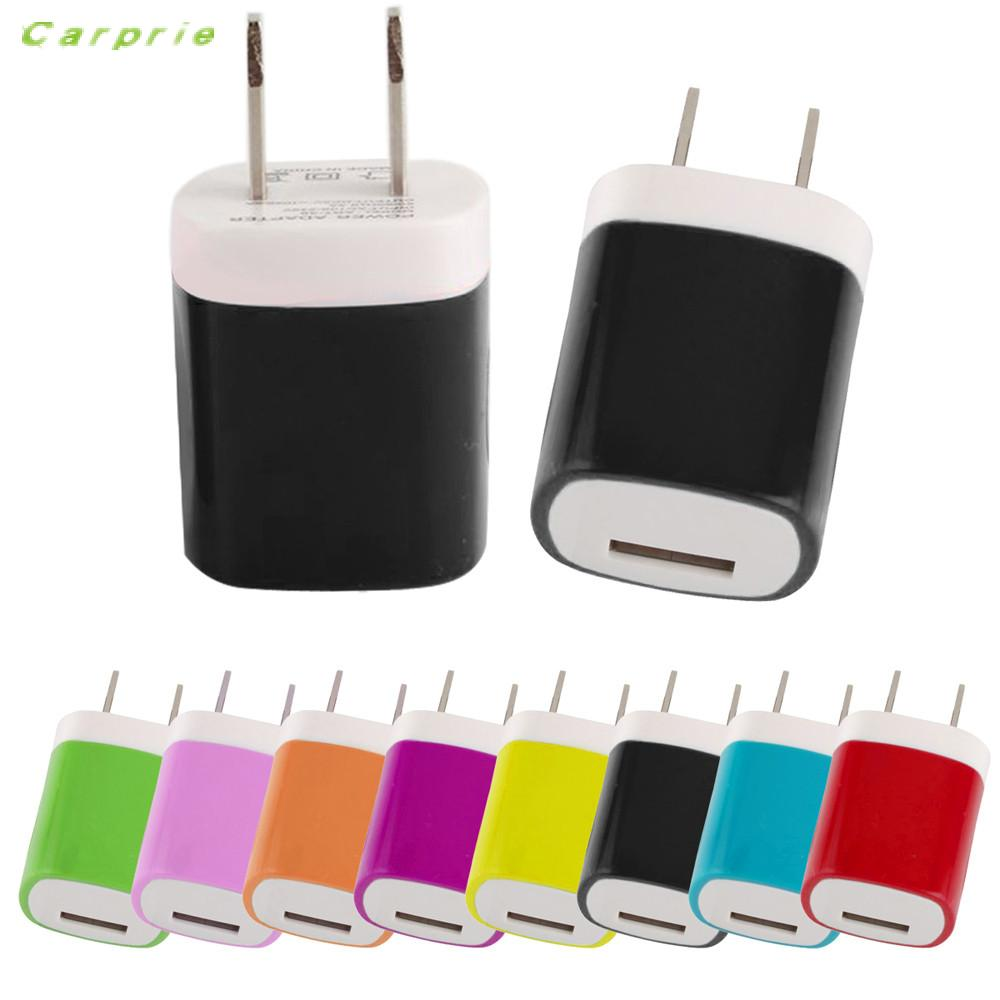 CARPRIE USB Power Adapter US Plug Wall Travel Charger for iphone for Samsung for LG G5drop shopping