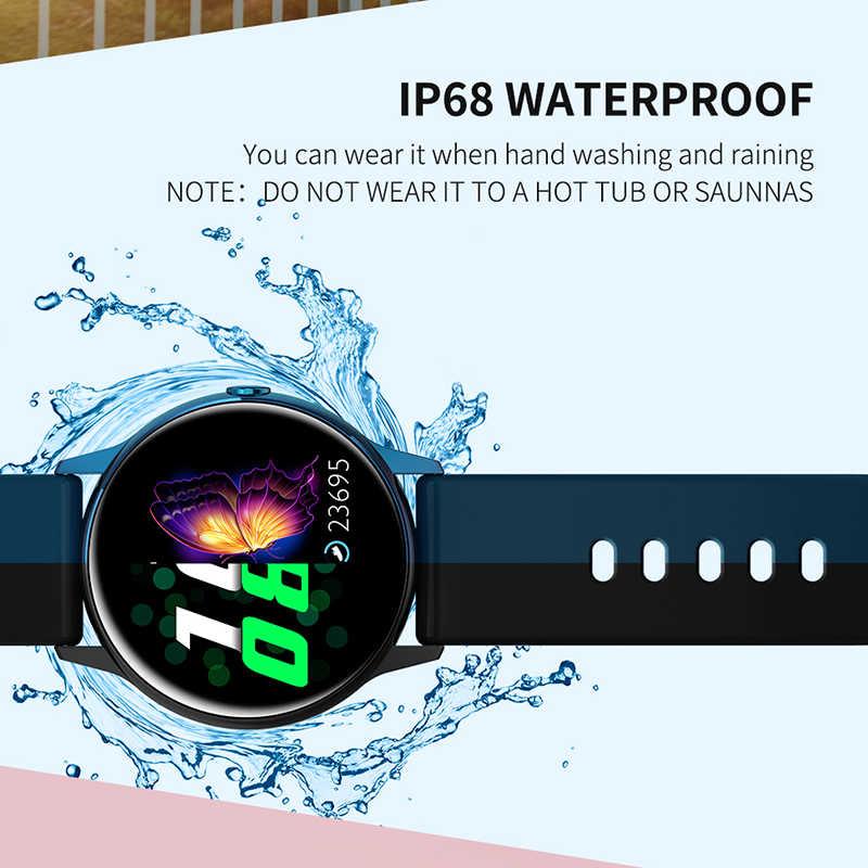 DT88 スマートウォッチの男性 IP68 防水心拍数血圧 Bluetooth フィットネストラッカースポーツリストバンド女性スマートウォッチ