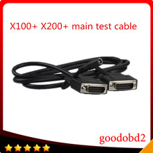 цены For xtool OBDSTAR X-100 X100 Pro Auto Key Programmer car Connector for X100+ and X200+ main test cable