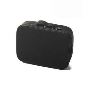 ФОТО black barber display travel duffle multifunctional luggage diaper shoulder tool bag