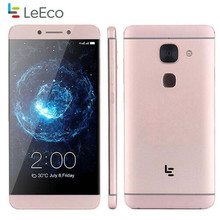 LeTV LeEco Le Max 2×820 4G LTE 21.0MP Android 6.0 OS 6 GB RAM 64 GB ROM 4G LTE Smartphone 64-Bit pour Qualcomm Snapdragon 820
