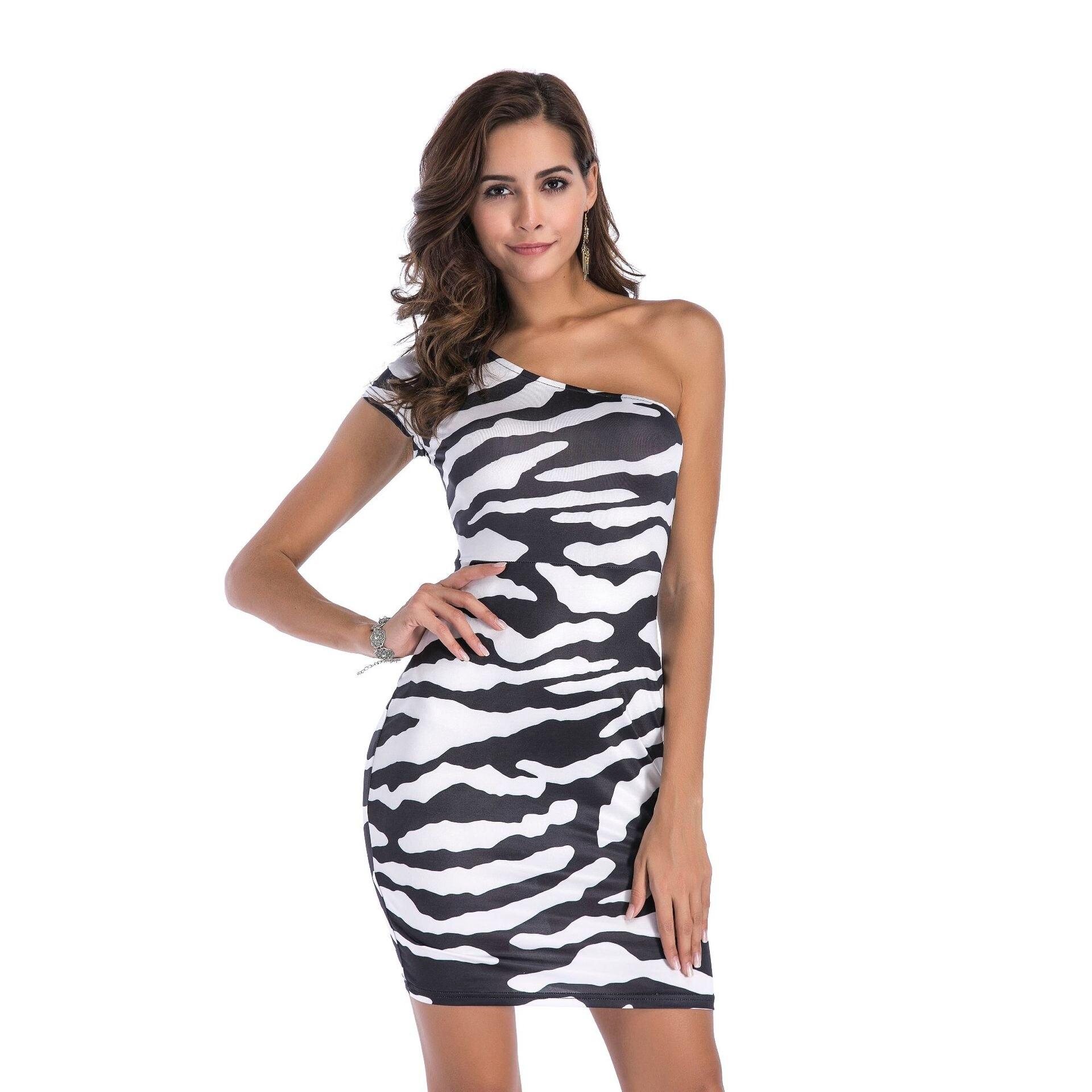 61dfd8300b Buy zebra dress sexy and get free shipping on AliExpress.com