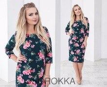 2018 Primavera verão vestido floral impresso vestido de festa tamanho grande bodycon bandage vestido plus size mulheres se vestem 5XL 6XL grande vestidos