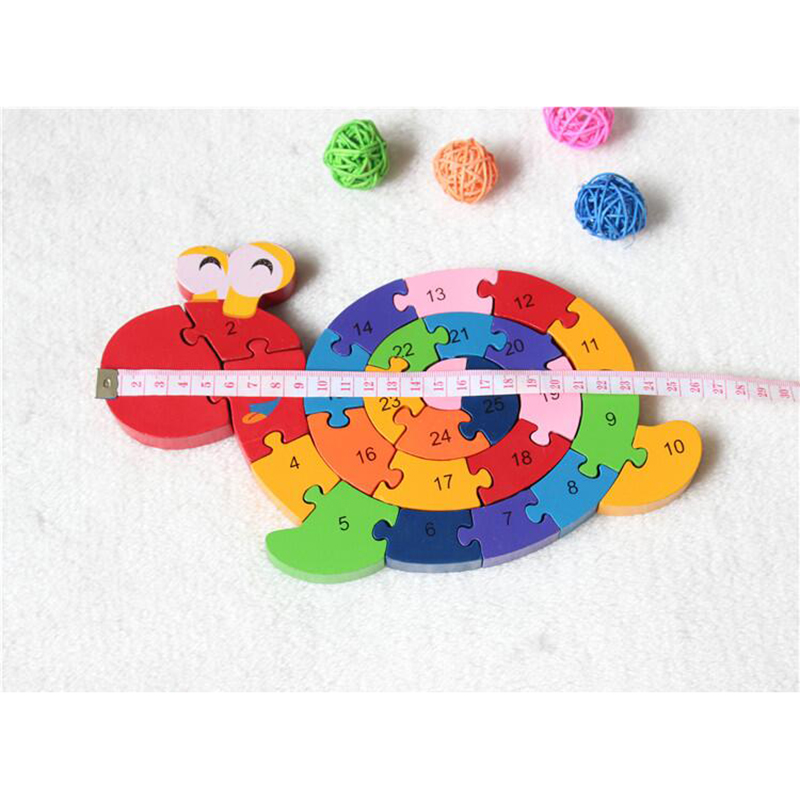 New Educational Toys Brain Game Kids Winding Puzzle  1