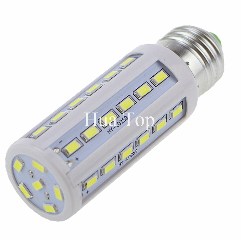 Lampada Led lamp E27 110~130V/220V 12W 5730 LED Corn Light 42 Epistar SMD Lamps indoor light Led Bulbs&Tubes Lumen 1100LM 20PCS