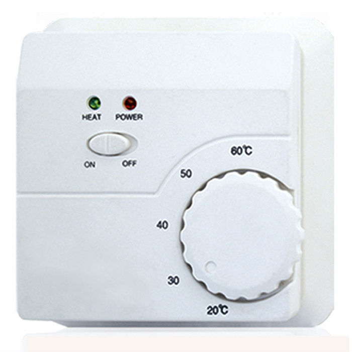 все цены на  AC220V 16A heating thermostat,TFAE-Y310F temperature control thermoregulator air mode 20-60degree  онлайн