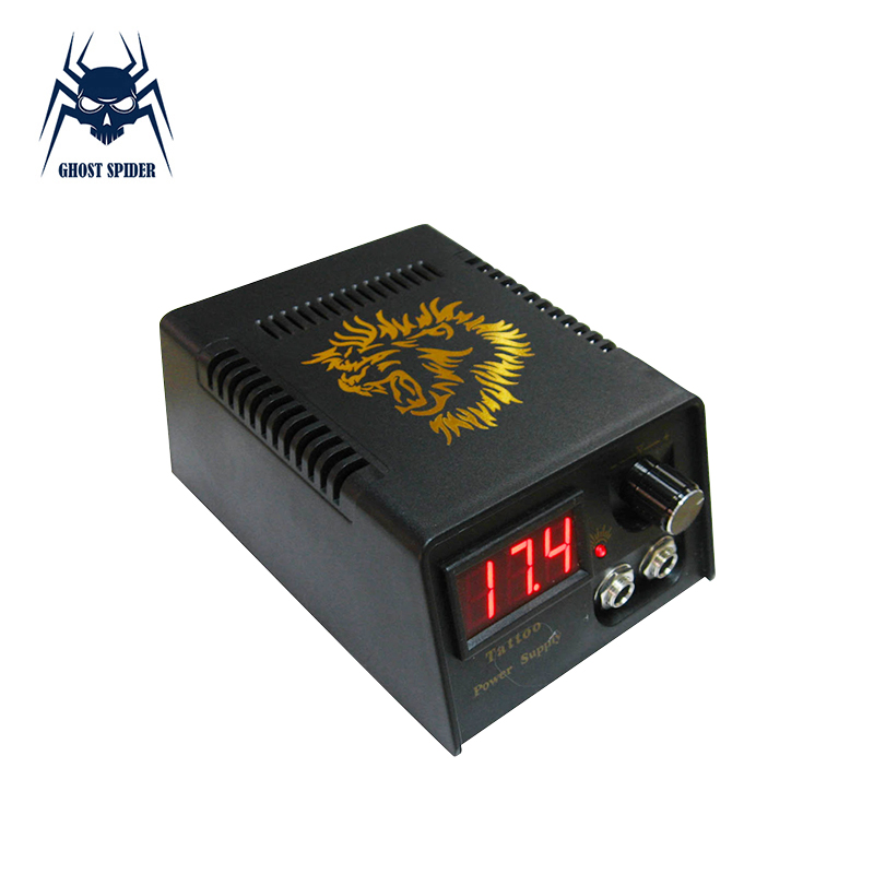 Hot Sale Professional Digital LCD Tattoo Power Supply  For Tattoo Machine Pen Free Shipping