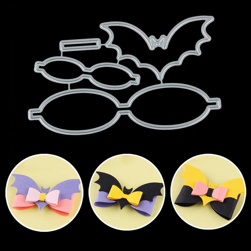Round Circle/Bowknot/Clouds Shape/Flower Metal Cutting Dies Stencils for DIY Scrapbooking Photo Album Embossing Folder Stamps
