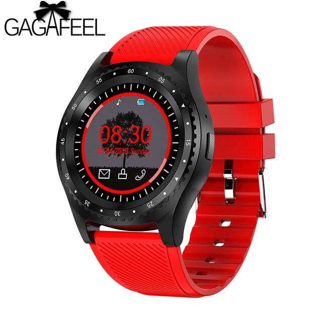 GAGAFEEL L9 Smart Watch 1.54 inch 2G SIM Dia Call Support TF Card Bluetooth Came