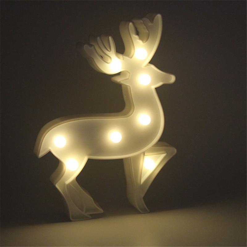 Luzes da Noite branco Tipo : Atmosfera