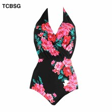 Raintropical сексуальный женский купальник с вырезом на спине в горошек, цельный купальный костюм, купальный костюм с эффектом пуш-ап, купальный костюм с принтом в стиле ретро, купальный костюм, одежда для плавания