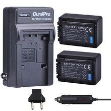 2 шт. vw-vbt190 VW vbt190 литий-ионный Батарея машины Зарядное устройство для Panasonic hc-v110 hc-v130 hc-v160 hc-v180 hc-v201 hc-v210 hc-v230 hc-v250