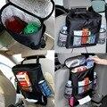 Refrigerador Saco Organizador do Assento de carro de Multi Bolso Arranjo Saco de Volta Assento de Cadeira Estilo Do Carro Tampa do Assento de carro Organizador