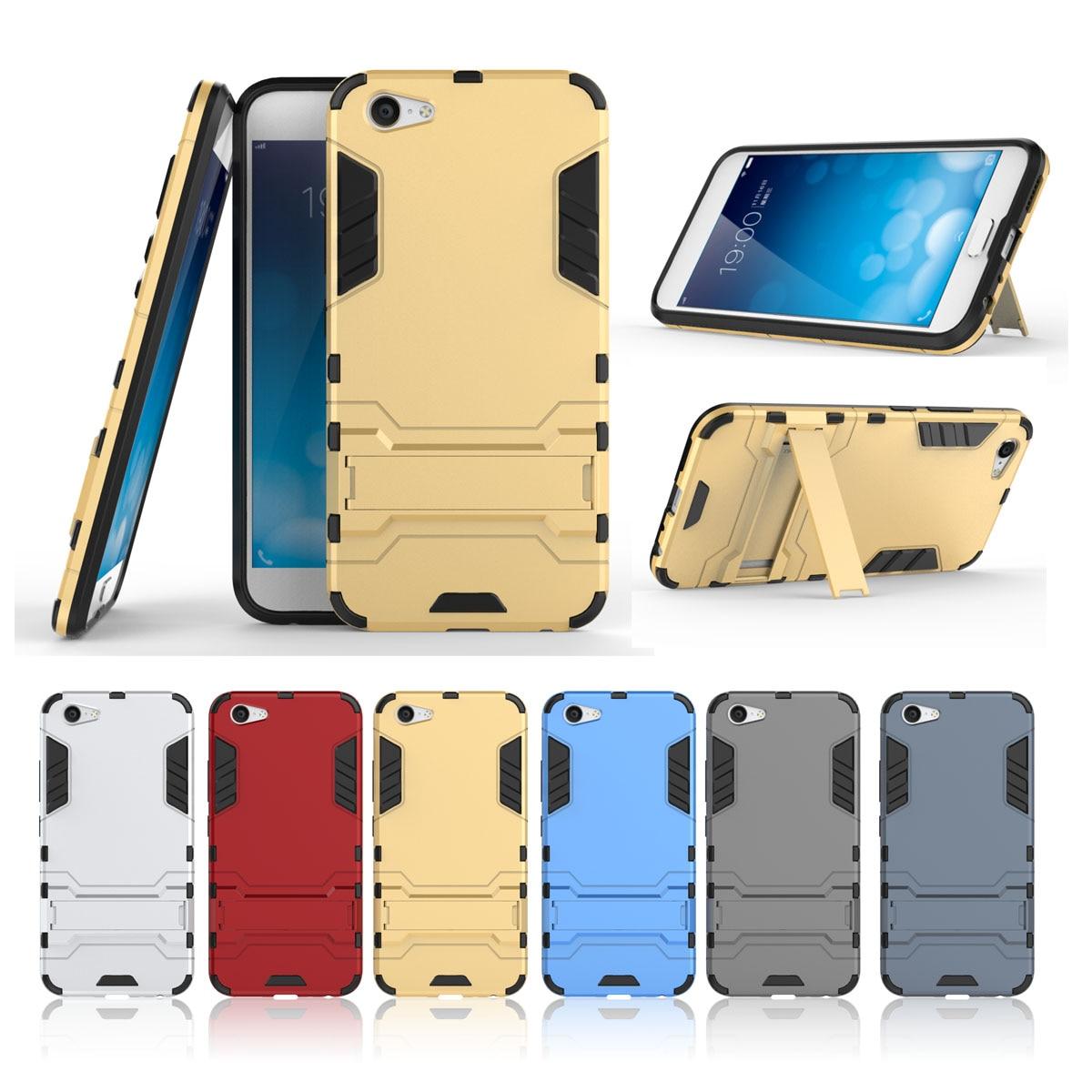 Для естественных <font><b>X9</b></font> плюс Lux жесткий Панцири задняя крышка двойной Слои классный телефон В виде ракушки стенд принципиально Капа случай 2 в 1 п&#8230;