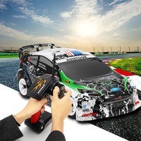 High Speed Radio Control Car K989 2.4G 4WD RC Racing Car Brushed Drift Remote Control Car for Kids boys Toys Gift