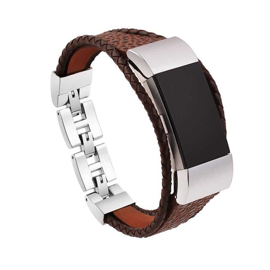 Cinturino di vigilanza per fitbit carica 2 di Sport della fascia del braccialetto sostituzione della cinghia wristband Per Fitbit charge2 di frequenza cardiaca della vigilanza