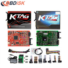 2017 Latest V2.23 KTAG ECU Programming Tool Firmware V7.020 KTAG Master Version with Unlimited Token