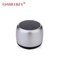 Altavoz Bluetooth al aire libre y familia altavoz inalámbrico estéreo para teléfono y portátiles gran potencia LJ-MILLKEY HD158