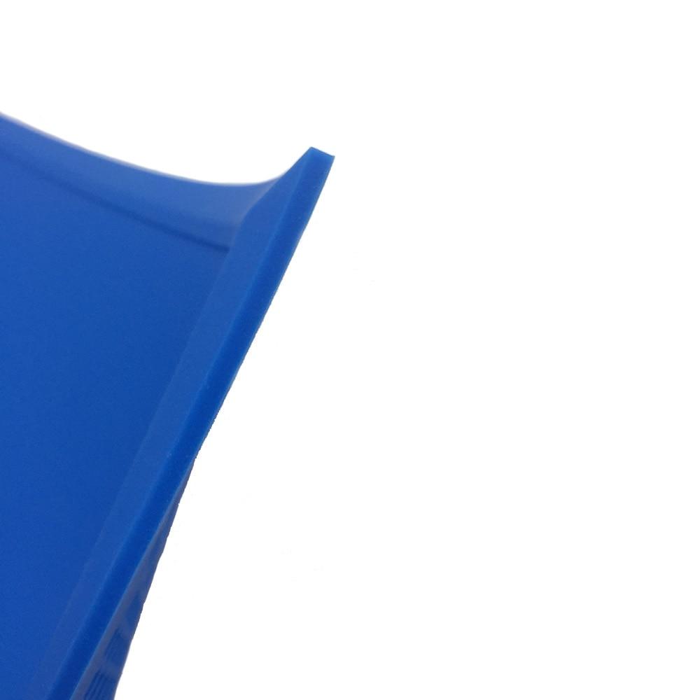 Più nuovo 38x21cm 3 colori Tappetino per vite in silicone ambientale - Set di attrezzi - Fotografia 6